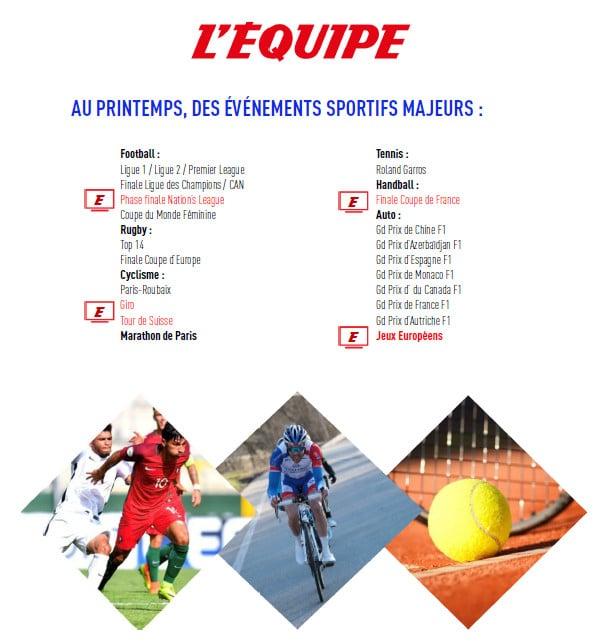 Contenu Offre du moment 1 - Offre Tourisme : Les Packs Tourisme 2019