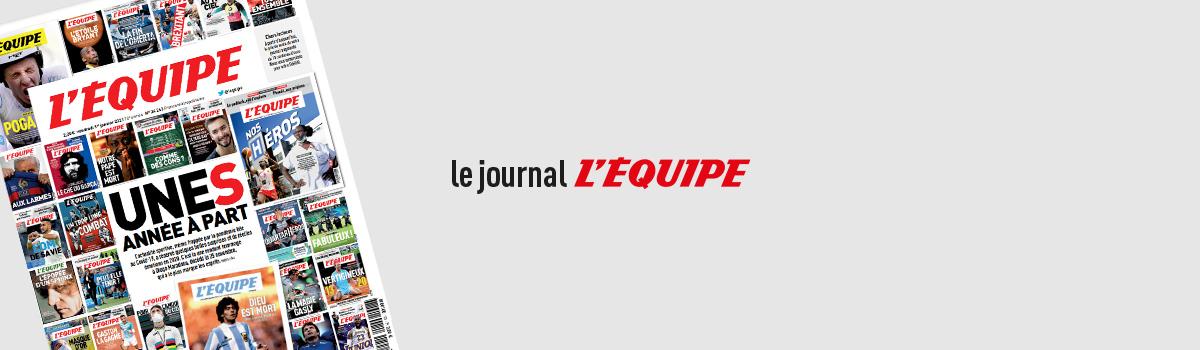 LEquipe Le Journal 2 - Le Journal L'Équipe