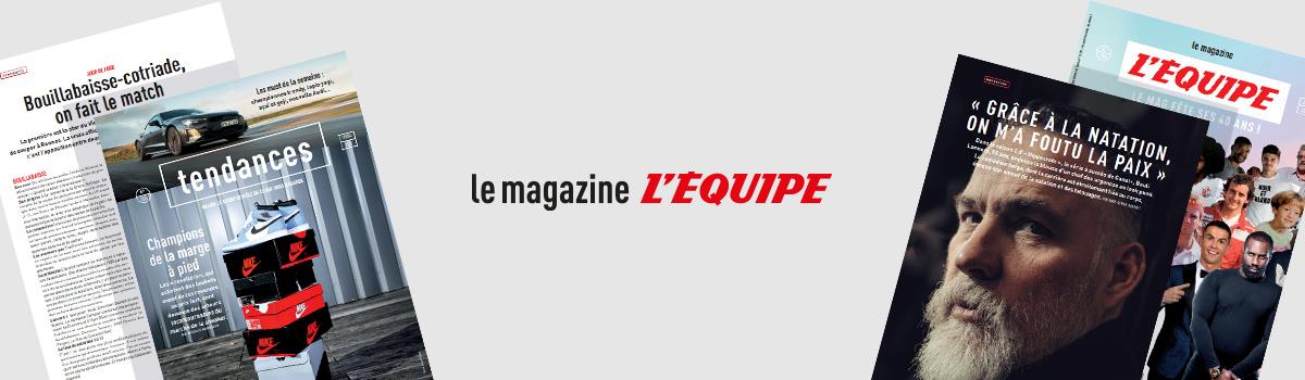 LEquipe Le Magazine 2 - Le Magazine L'Équipe