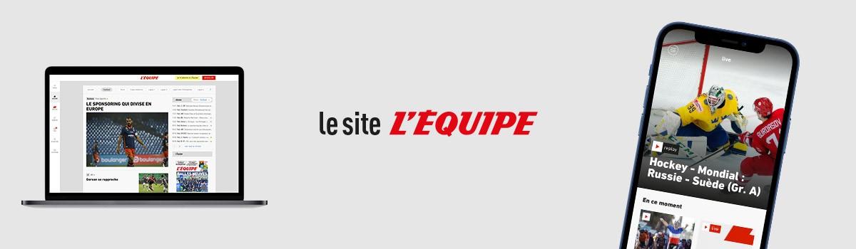 bandeau page digital site - Le Digital L'Équipe