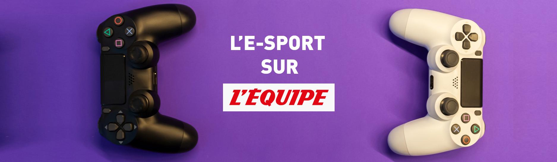Bannière Offre E Sport - Offre E-sport