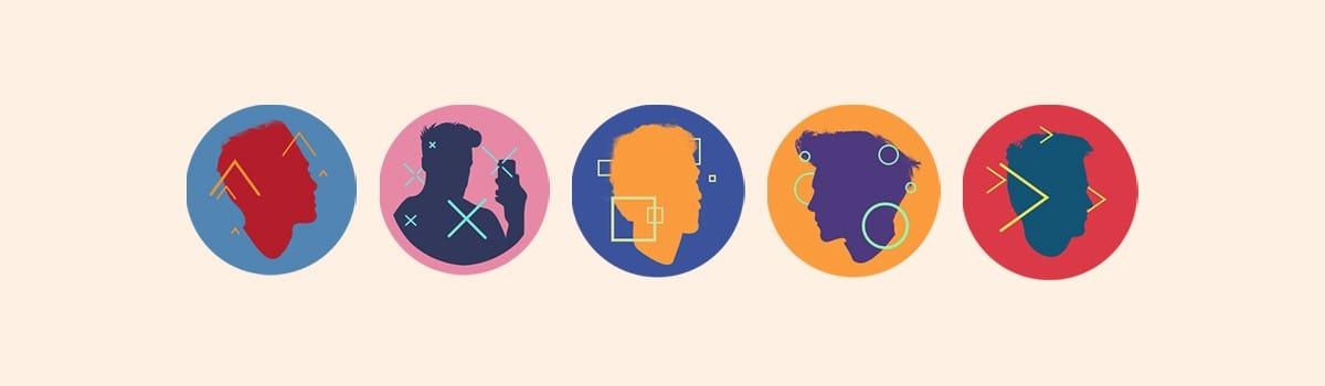 Bannière Personae - Cibles Data Hommes