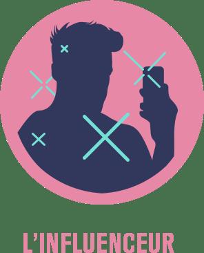Influenceur - Cibles Data Hommes