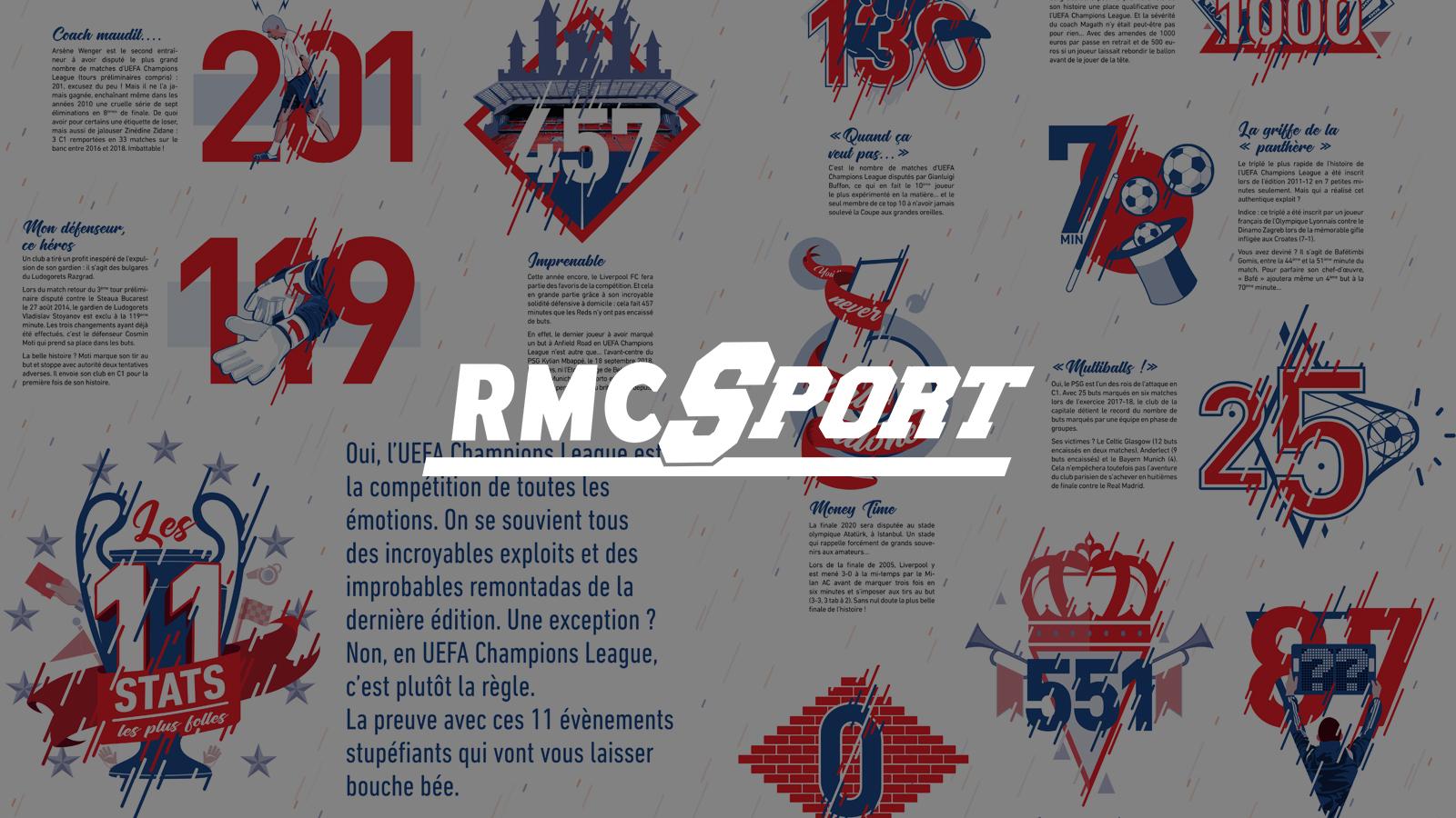 2019 rmc sport - Cas RMC Sport