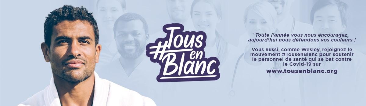 Tous en Blanc - #TOUSENBLANC