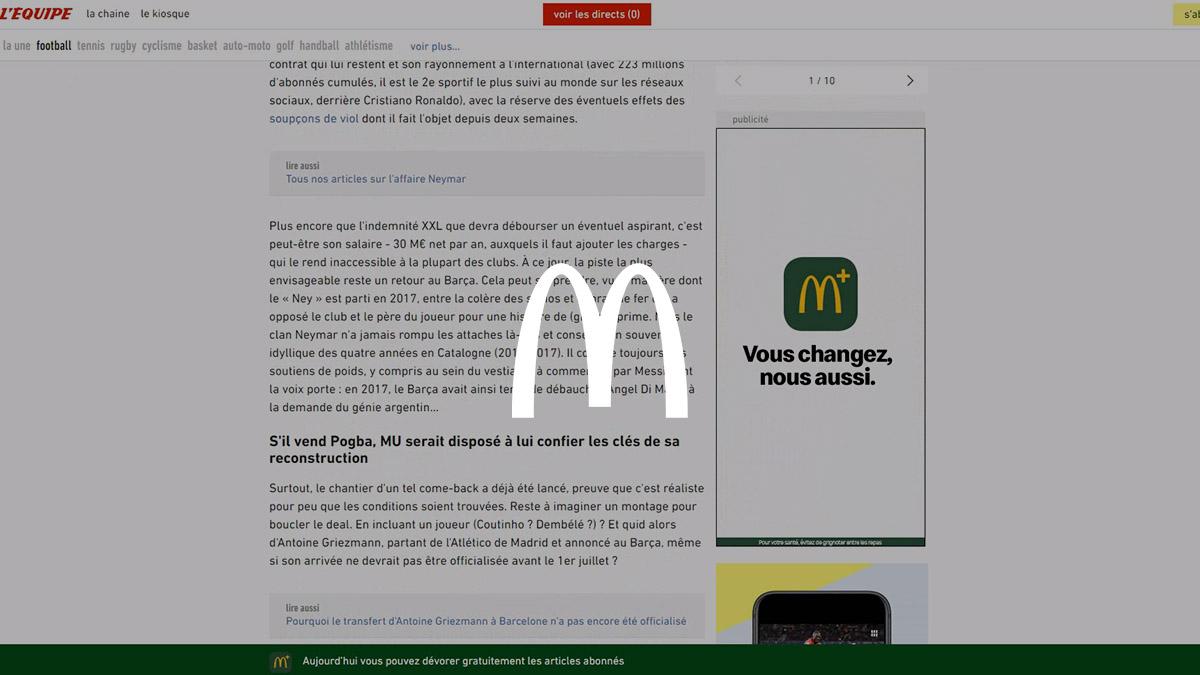 Vignette McDo 2 - Cas McDonald's