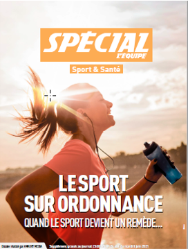Sport et Santé Juin 2021 - Label Spécial L'Equipe