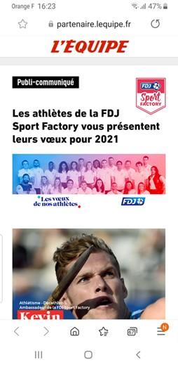 FDJ2 - Cas FDJ