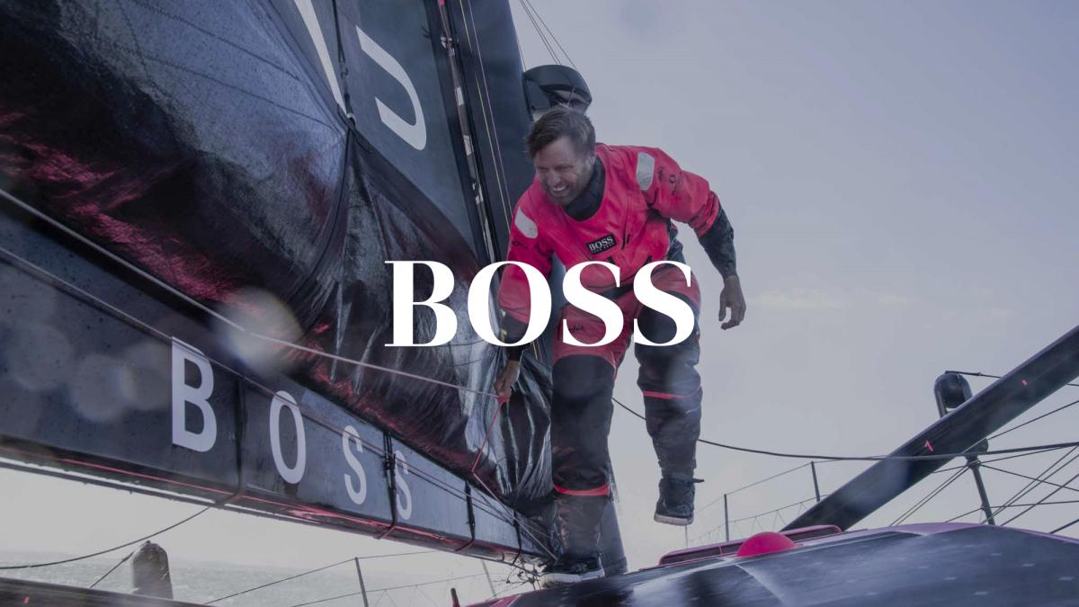 Cas Hugo Boss